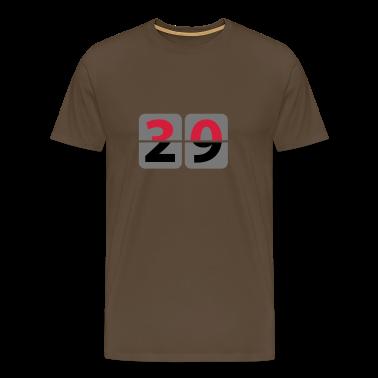 Braun 30. Geburtstag © T-Shirts