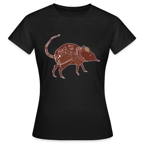 Timo Busse Nasenbeutler - Frauen T-Shirt