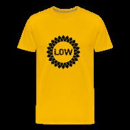 T-Shirts ~ Men's Premium T-Shirt ~ Low - Sunflower