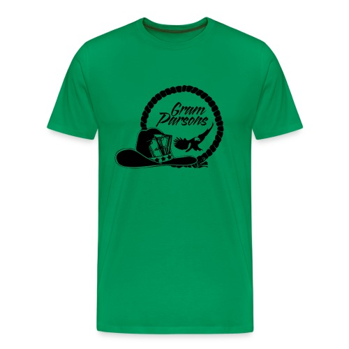 Gram Parsons - Men's Premium T-Shirt
