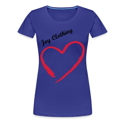 Heart Top  - Women's Premium T-Shirt