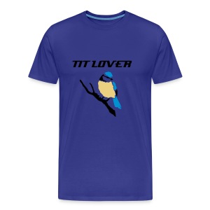Tit Lover - Men's Premium T-Shirt