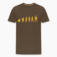 Noble brown Squash Evolution (1c) Men's T-Shirts