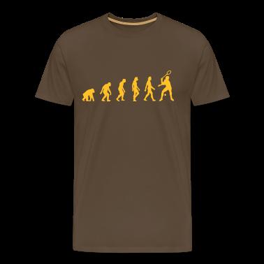 Noble brown Squash Evolution (1c) Men's T-Shirts