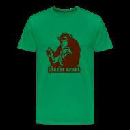 T-Shirts ~ Männer Premium T-Shirt ~ Street Rebel