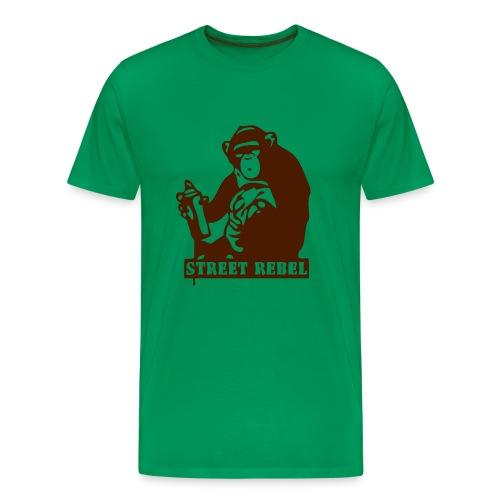 Street Rebel - Männer Premium T-Shirt