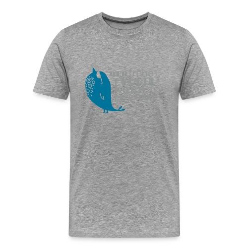 Vogel AA Shirt Classic - Männer Premium T-Shirt