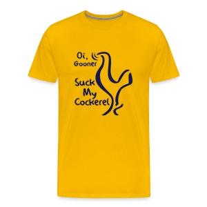 Suck My Cockerel! - Men's Premium T-Shirt