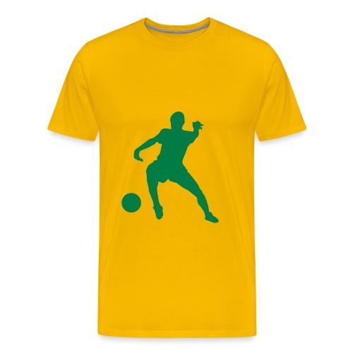 Futbol - Camiseta premium hombre