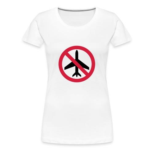 NoFlyShirt - Frauen Premium T-Shirt