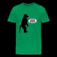 T-shirts ~ Mannen Premium T-shirt ~ Mierenneuker!