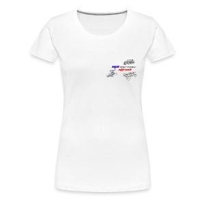 MC Warngau Damen T-Shirt - Frauen Premium T-Shirt
