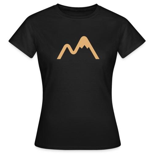 Womens Mountain Logo TShirt - Women's T-Shirt
