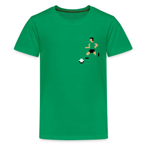 Pixelkicker - Teenage Premium T-Shirt