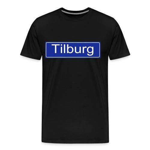 Men: Tilburg t-shirt - Mannen Premium T-shirt