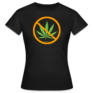 cannabis - Frauen T-Shirt