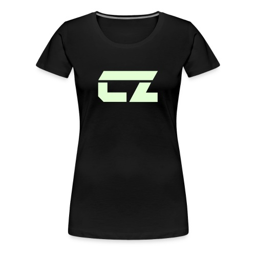CZ-Audio Women's Clubbing T-Shirt - Women's Premium T-Shirt