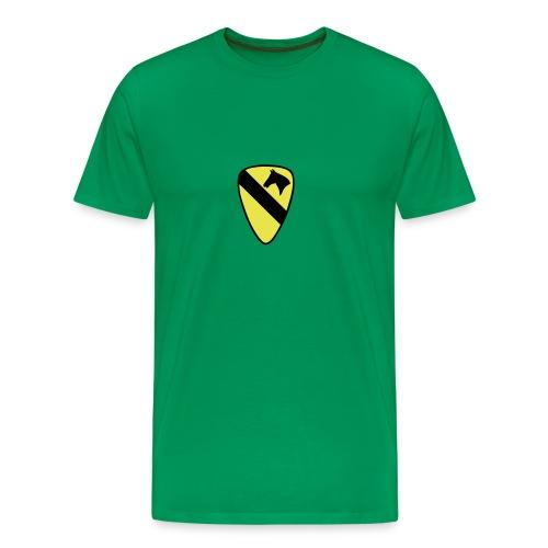 1st cavalleria Vietnam - Camiseta premium hombre