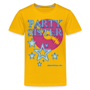 party sister - Teenager Premium T-Shirt