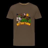T-Shirts ~ Männer Premium T-Shirt ~ Artikelnummer 12612739