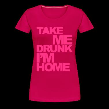 Rose clair Take Me Drunk  T-shirts