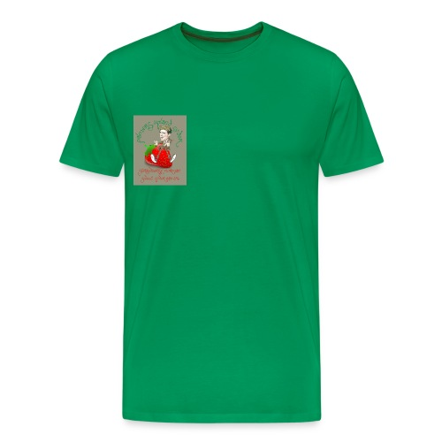 starwberry norman - Men's Premium T-Shirt