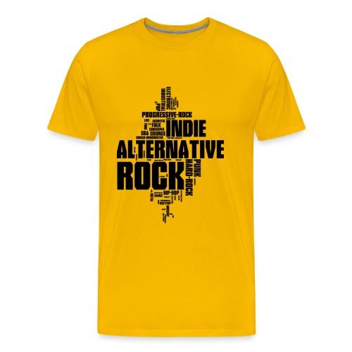 Indie Alternative Rock - Männer Premium T-Shirt