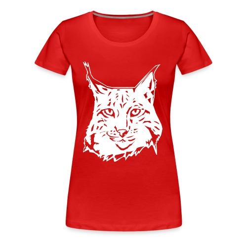 WOMEN'S LYNX T-SHIRT - Women's Premium T-Shirt