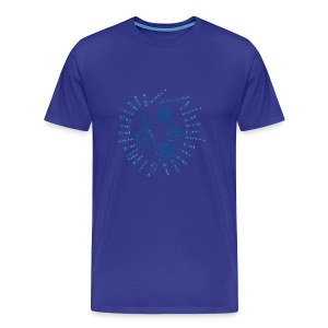Ruéda Dame - Grand Bleu - Men's Premium T-Shirt