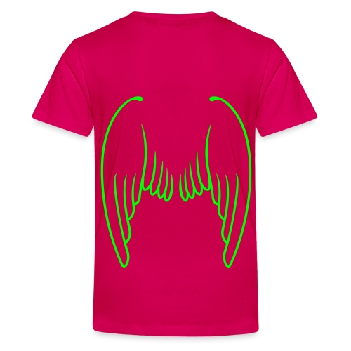 t-shirt Chérubin enfant - T-shirt Premium Ado