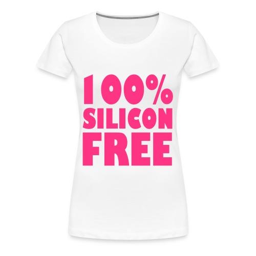 100% Real - Women's Premium T-Shirt
