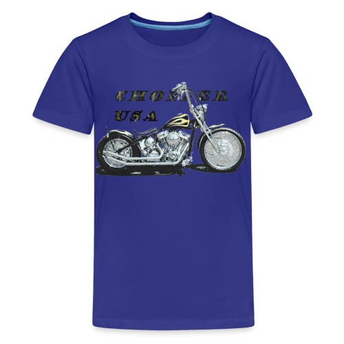 Chopper usa baby - T-shirt Premium Ado