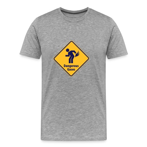 DANGEROUS - Camiseta premium hombre