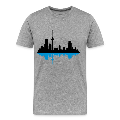 Syline - Mannen Premium T-shirt