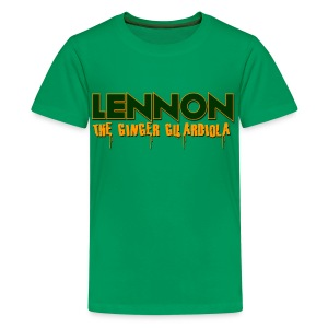 The Ginger Guardiola - Teenage Premium T-Shirt
