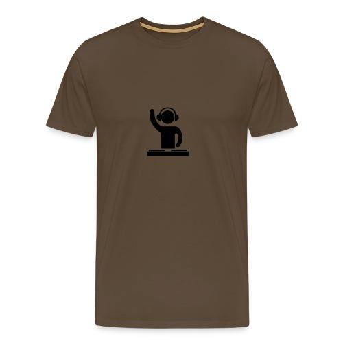 Underground DJ - T-shirt Premium Homme