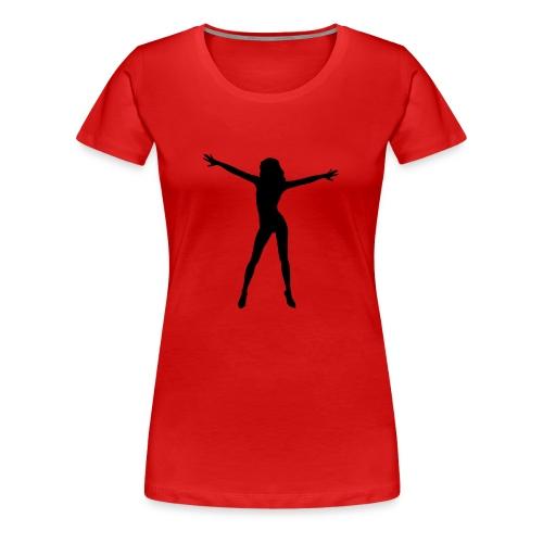 Girlsonly - Frauen Premium T-Shirt