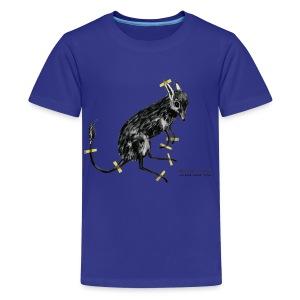 Benjamin Dittrich Nasenbeutler - Teenager Premium T-Shirt