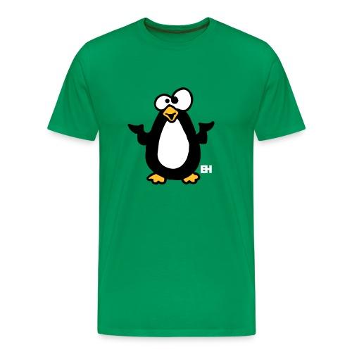 CAMISETA PINGÜINO - Camiseta premium hombre