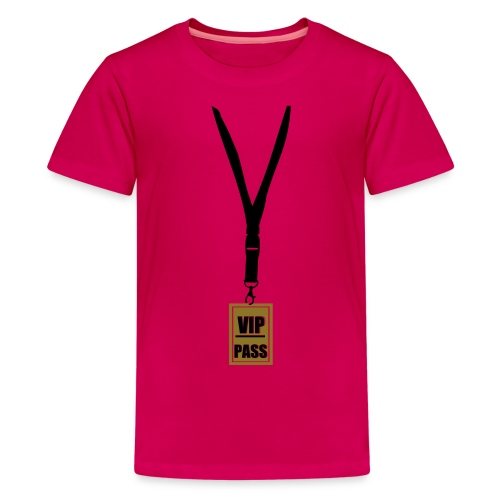 T-Shirt VIP - Teenager Premium T-Shirt