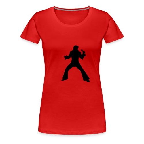 music tuotteet - Naisten premium t-paita