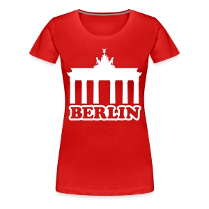 Berlin - Brandenburger Tor - Frauen Shirt - Frauen Premium T-Shirt