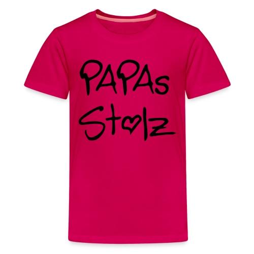 Papastolz - Teenager Premium T-Shirt