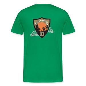 Surf's up dude! T shirt - Men's Premium T-Shirt