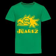 Shirts ~ Teenage Premium T-Shirt ~ Juarez