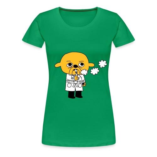 tee-shirt Toumi - T-shirt Premium Femme
