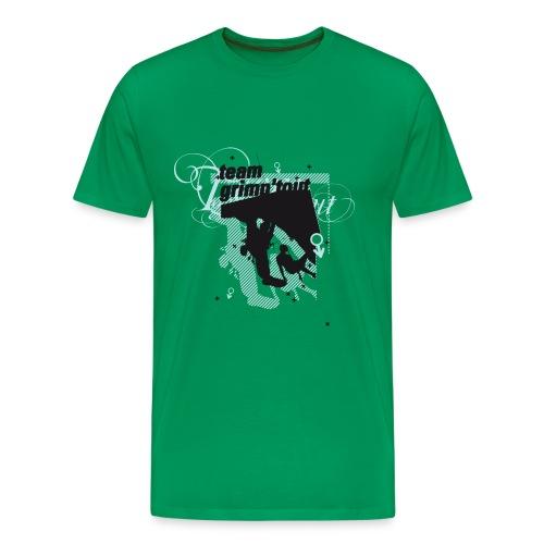 teamgrimp'tout n2 (coupe homme) - T-shirt Premium Homme