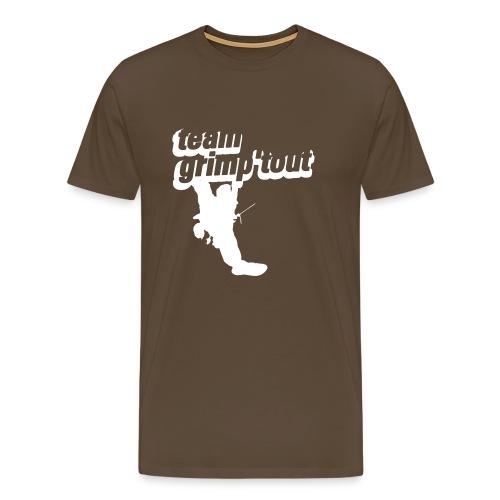 teamgrimp'tout n1 (coupe homme) - T-shirt Premium Homme