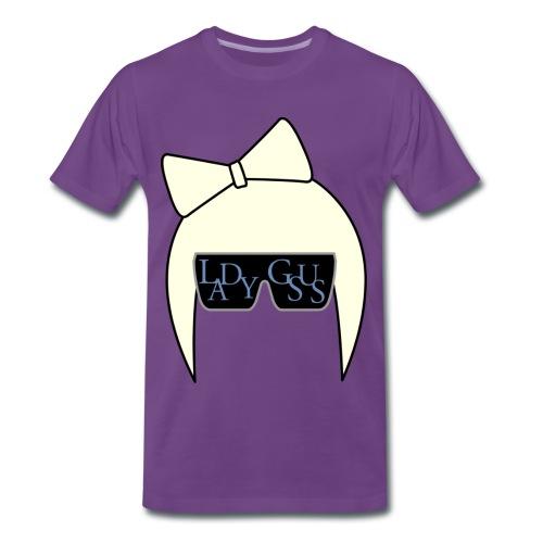 Lady G-Sus - Men's Premium T-Shirt