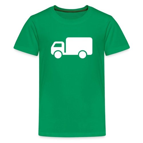 LKW Kinder T-Shirt - Teenager Premium T-Shirt